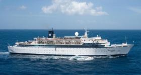 Обслуживающая Организация флагманского корабля, Карибы