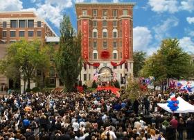 31 октября 2009 года три тысячи саентологов и их гостей собрались на открытии новой Учредительной Церкви. Его здание, являющееся одной из достопримечательностей Вашингтона, было полностью отреставрировано.