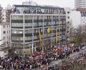 13 января 2007 года тысячи саентологов, гостей из Организации Объединённых Наций, посольства Соединённых Штатов и европейских средств массовой информации присутствовали на важном праздновании, посвящённом торжественному открытию Саентологической церкви Берлина.