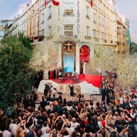 Открытие новой саентологической церкви в мадридском квартале «Neighborhood of Letters» стало началом новой эры религиозной свободы в Испании, а высокопоставленные лица, представляющие закон, религию, а также лидеры движения за права человека, провозгласили, что Саентология даёт надежду их стране.