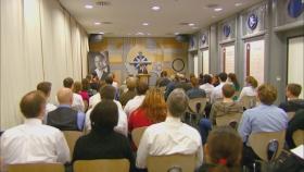 Часовня Саентологической церкви Берлина — место проведения воскресных служб, церемоний венчания и обрядов наречения.